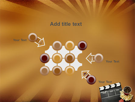 Films and Cinema PowerPoint Template Slide 10