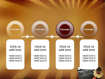 Films and Cinema PowerPoint Template Slide 5