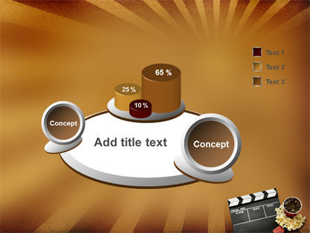 Films and Cinema PowerPoint Template Slide 6