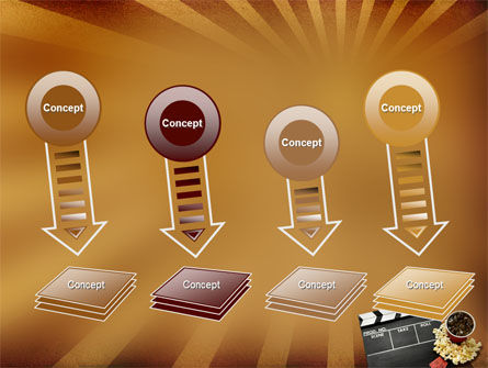 Films and Cinema PowerPoint Template Slide 8
