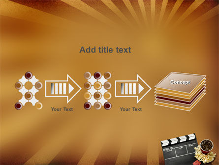 Films and Cinema PowerPoint Template Slide 9