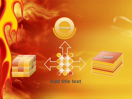Fire Flame PowerPoint Template Slide 19