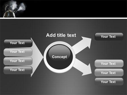 Boiling Kettle PowerPoint Template Slide 14