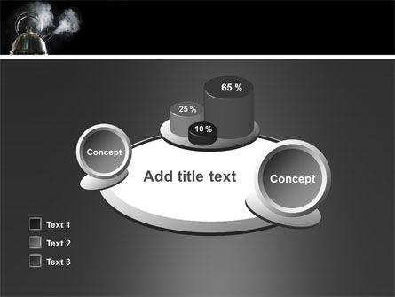 Boiling Kettle PowerPoint Template Slide 16