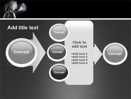 Boiling Kettle PowerPoint Template Slide 17