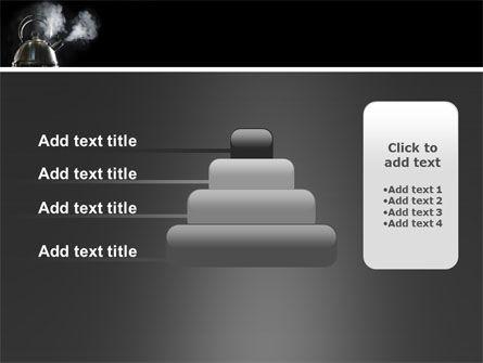 Boiling Kettle PowerPoint Template Slide 8
