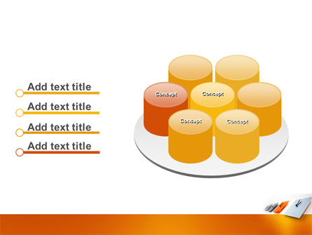 Ticking Clock PowerPoint Template Slide 12