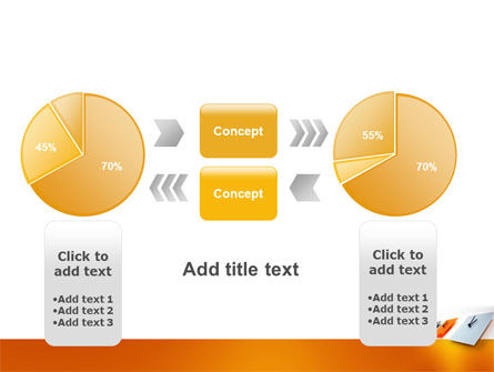 Ticking Clock PowerPoint Template Slide 16