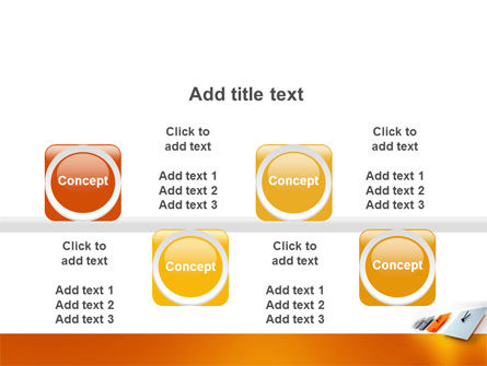Ticking Clock PowerPoint Template Slide 18