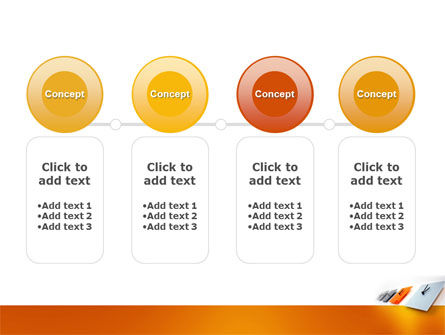 Ticking Clock PowerPoint Template Slide 5