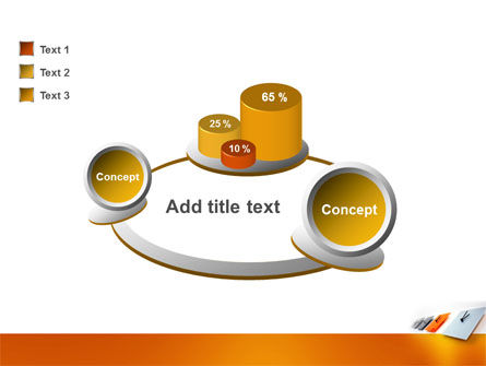 Ticking Clock PowerPoint Template Slide 6