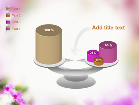 Blooming Flowers PowerPoint Template Slide 10