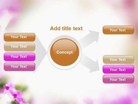 Blooming Flowers PowerPoint Template Slide 14