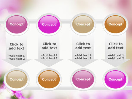 Blooming Flowers PowerPoint Template Slide 18