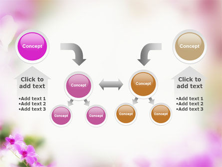 Blooming Flowers PowerPoint Template Slide 19