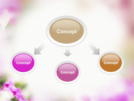 Blooming Flowers PowerPoint Template Slide 4