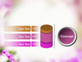 Blooming Flowers PowerPoint Template#11