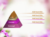 Blooming Flowers PowerPoint Template#12