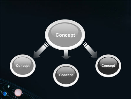 Solar System PowerPoint Template Slide 4