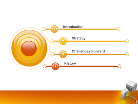 Internet Point PowerPoint Template, Slide 3, 03244, Technology and Science — PoweredTemplate.com