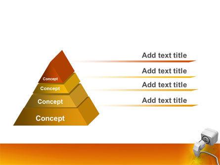 Internet Point PowerPoint Template Slide 4