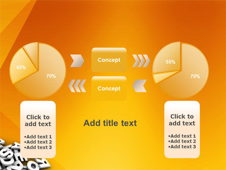 Letters PowerPoint Template Slide 16