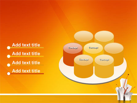 Rising Rates PowerPoint Template Slide 12