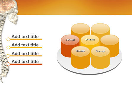 Spinal Cord PowerPoint Template Slide 12