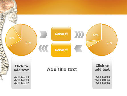 Spinal Cord PowerPoint Template Slide 16