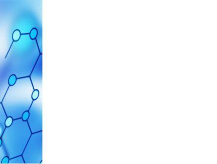 Molecular Bonds PowerPoint Template, Slide 3, 03256, Abstract/Textures — PoweredTemplate.com