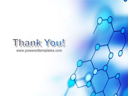 Molecular Bonds PowerPoint Template Slide 20