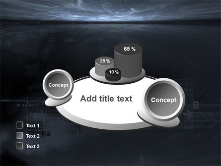 Cyberspace PowerPoint Template Slide 16