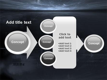 Cyberspace PowerPoint Template Slide 17