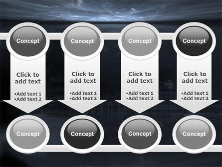 Cyberspace PowerPoint Template Slide 18