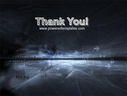 Cyberspace PowerPoint Template Slide 20