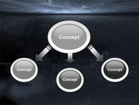 Cyberspace PowerPoint Template Slide 4