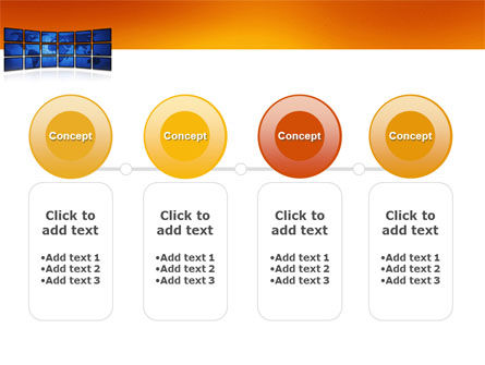 World News PowerPoint Template Slide 5