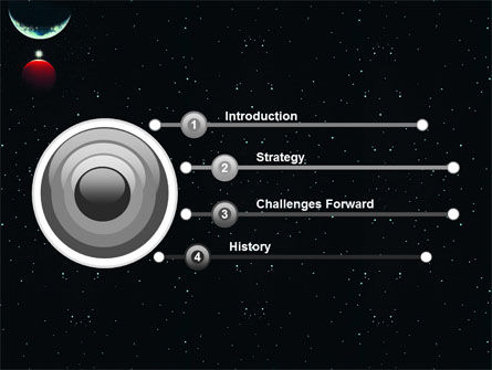 Red Planet PowerPoint Template, Slide 3, 03263, Education & Training — PoweredTemplate.com