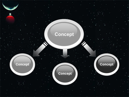 Red Planet PowerPoint Template Slide 4
