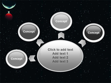 Red Planet PowerPoint Template Slide 7