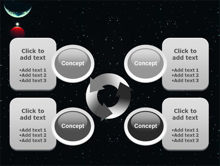 Red Planet PowerPoint Template Slide 9