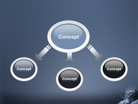 Coma PowerPoint Template, Slide 4, 03264, Medical — PoweredTemplate.com