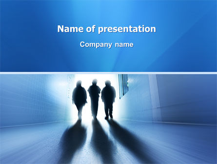 Medical: Hospital PowerPoint Template #03265