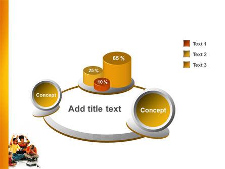 Video Games PowerPoint Template Slide 6