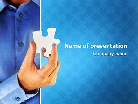 Business Concepts: One Piece PowerPoint Template #03268