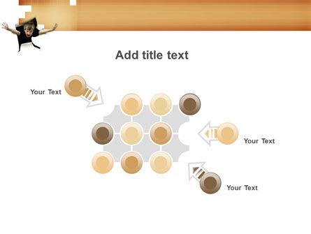 Children's Surprise PowerPoint Template Slide 10