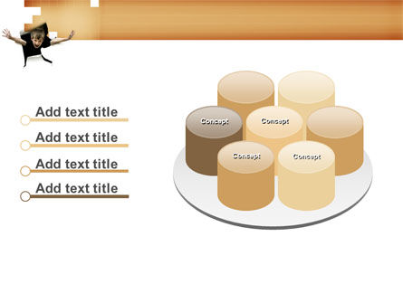 Children's Surprise PowerPoint Template Slide 12