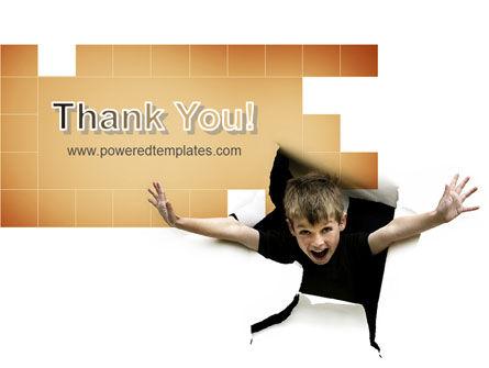 Children's Surprise PowerPoint Template Slide 20