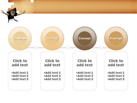 Children's Surprise PowerPoint Template Slide 5