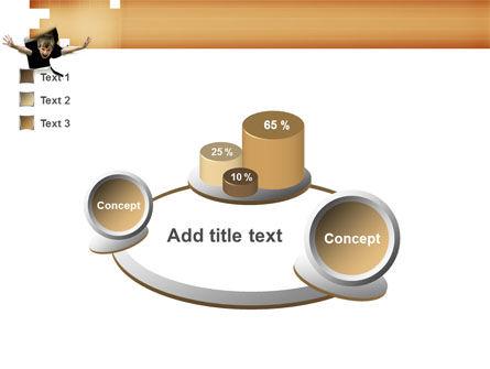 Children's Surprise PowerPoint Template Slide 6